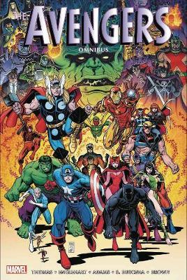 The Avengers Omnibus Vol. 4 by Roy Thomas