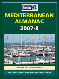 Mediterranean Almanac: 2007/2008 by Rod Heikell image