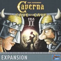 Caverna: Cave vs Cave - 2nd Era Expansion
