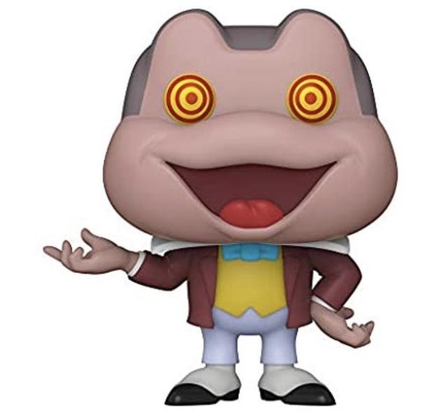 Disneyland: Mr. Toad (with Spinning Eyes) - Pop! Vinyl Figure