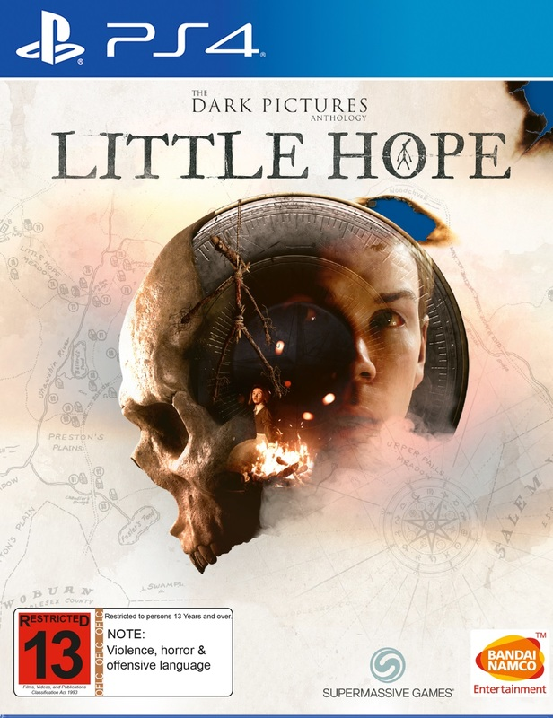 The Dark Pictures Anthology - Little Hope for PS4