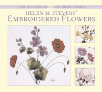 Helen M. Stevens' Embroidered Flowers by Helen M. Stevens image