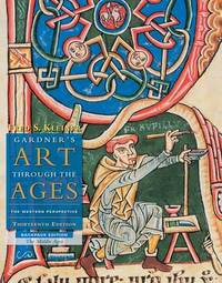 Gardner's Art Through the Ages, Book B: The Western Perspective, Backpack Edition: The Middle Ages by Fred S Kleiner image