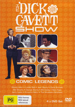 Dick Cavett Show : Comic Legends (4 Discs) on DVD