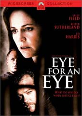 Eye for an Eye on DVD