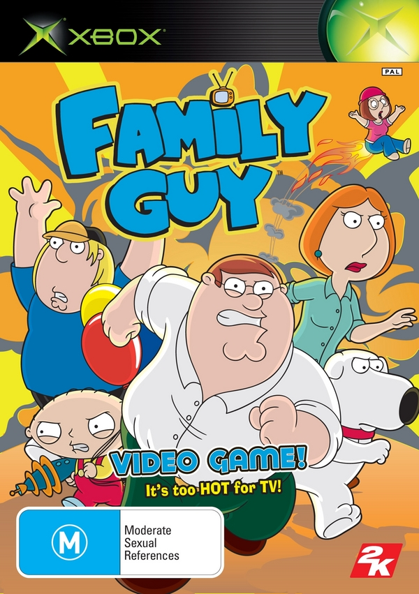 Family Guy for Xbox image