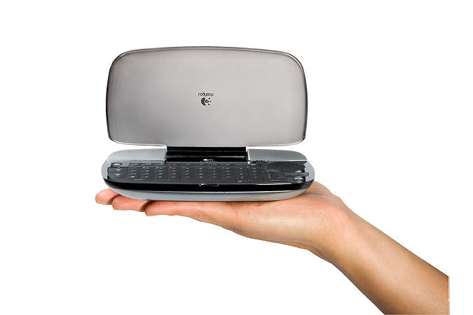 Logitech diNovo Mini Bluetooth Media Centre (Wireless Keyboard) image