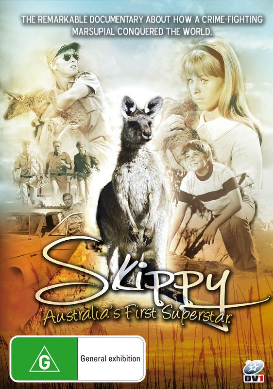 Skippy: Australia's First Superstar on DVD