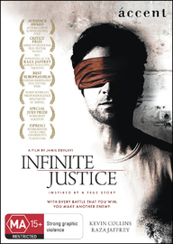 Infinite Justice on DVD