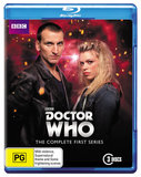 Doctor Who - The Complete First Season on Blu-ray