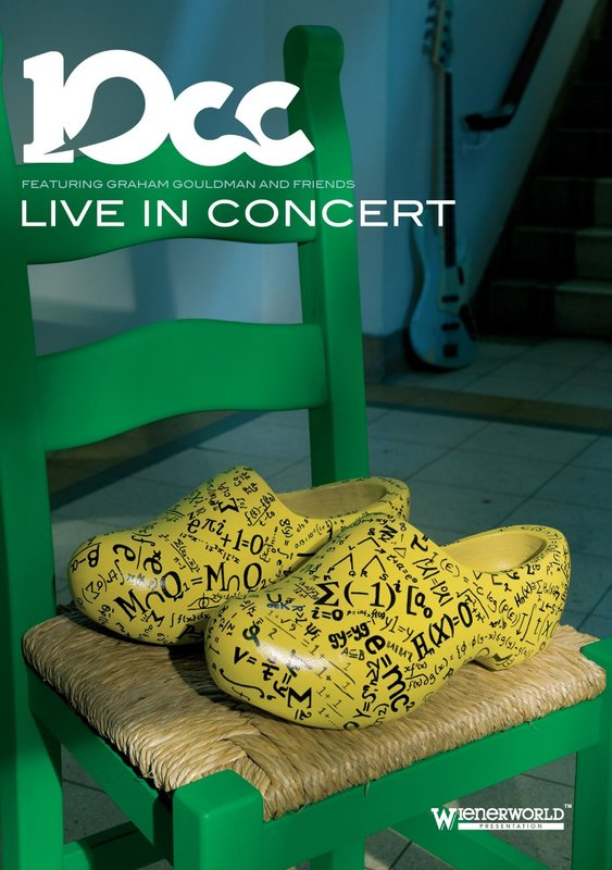 10CC - In Concert on  by 10cc