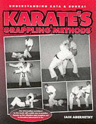 Karate's Grappling Methods by Iain Stuart Abernethy image