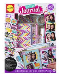 Alex: Selfie Journal