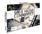 Great Military Commanders - Collector's Set on DVD