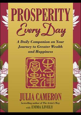 Prosperity Every Day by Julia Cameron image