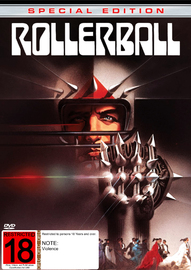 Rollerball - Special Edition on DVD
