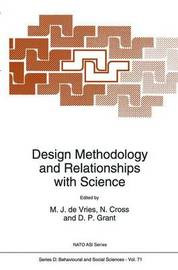 Design Methodology and Relationships with Science by Nigel Cross