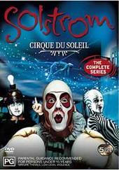 Cirque Du Soleil - Solstrom (5 Disc Box Set) on DVD