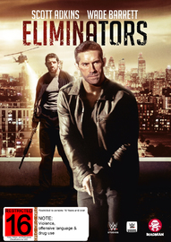 WWE: Eliminators on DVD image