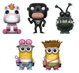 Despicable Me 3 - Pop! Vinyl Bundle