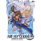 Ah! My Goddess - Flights Of Fancy: Vol. 1 - Everyone Has Wings on DVD