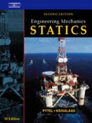 Engineering Mechanics by Andrew Pytel image