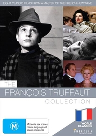 Francois Truffaut Collection on DVD