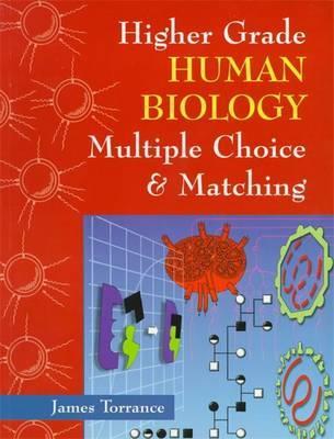 Higher Grade Human Biology by James Torrance image
