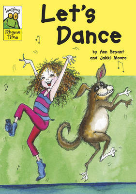 Let's Dance by Ann Bryant