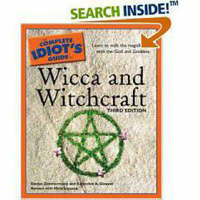 The Complete Idiot's Guide to Wicca and Witchcraft, 3rd Edition by Denise Zimmerman image