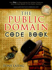Public Domain Code Book by Tony Laidig image