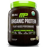 MusclePharm Plant Based Organic Protein - Vanilla (567g)