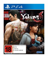 Yakuza 6: The Song of Life After Hours Premium Edition for PS4 image