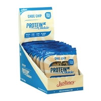 Justine's Protein Cookies - Chocolate Chip (12 x 64g)