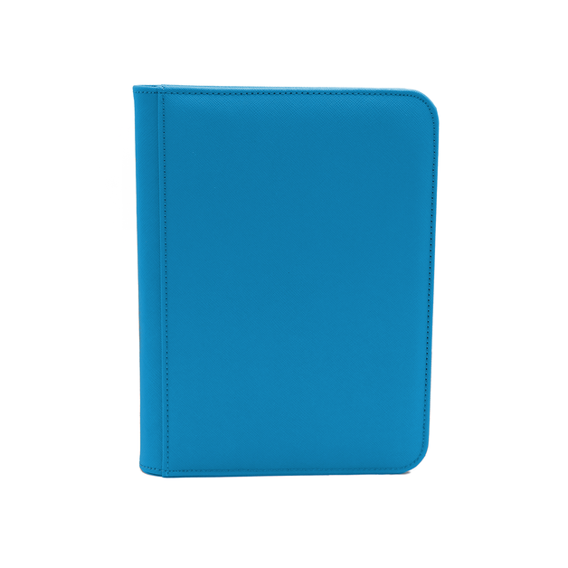 Dex Protection: Dex Zipper Binder 4 - Blue