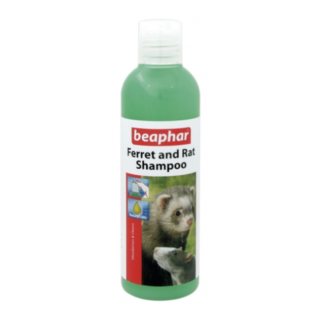 Beaphar Ferret and Rat Shampoo 250ml
