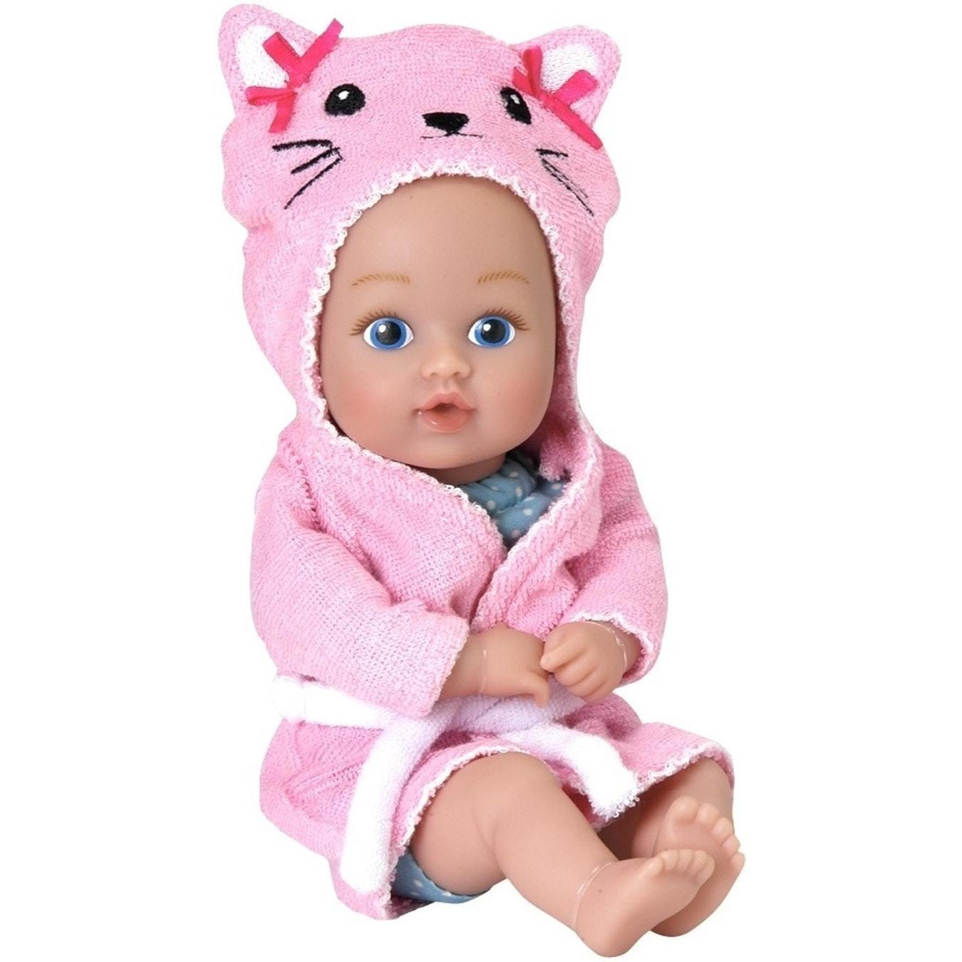 Adora: Bathtime Baby Doll - Kitty image
