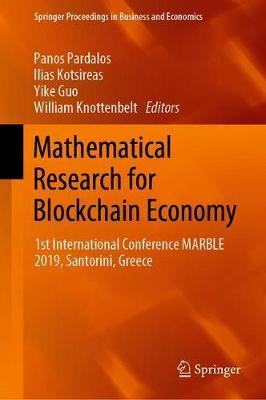 Mathematical Research for Blockchain Economy