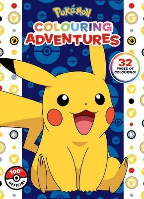 Pokemon: Colouring Adventures