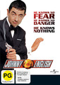 Johnny English on DVD