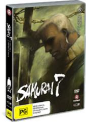 Samurai 7 - Vol. 5 on DVD