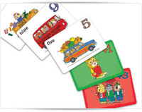 Richard Scarry's Busytown - Cars & Trucks Card Game image