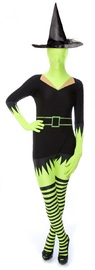 Green Witch Morphsuit (Adult Large)