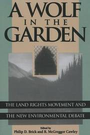 A Wolf in the Garden by Philip D. Brick
