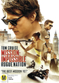 Mission Impossible 5 - Rogue Nation on DVD