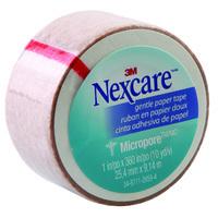 Nexcare Tan Gentle Tape (12.5mmX9.1m)