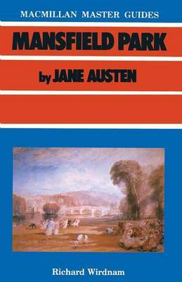 Mansfield Park by Jane Austen by Richard Wirdnam
