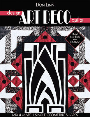 Design Art Deco Quilts by Don Linn