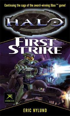 Halo: First Strike (Bk 3) by Eric S Nylund image