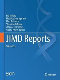 JIMD Reports, Volume 33 image